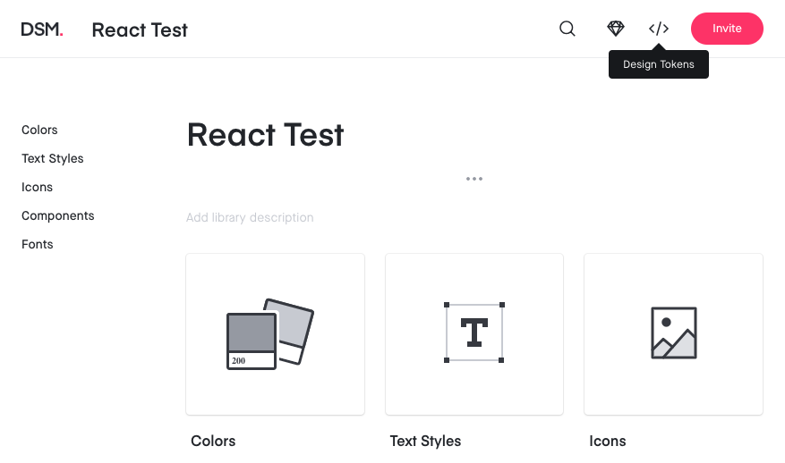 Linking InVision's DSM with React – Ian Frost Weather